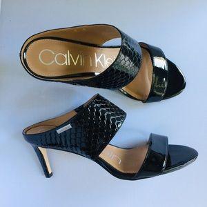 Calvin Klein Cecily Dress Heels